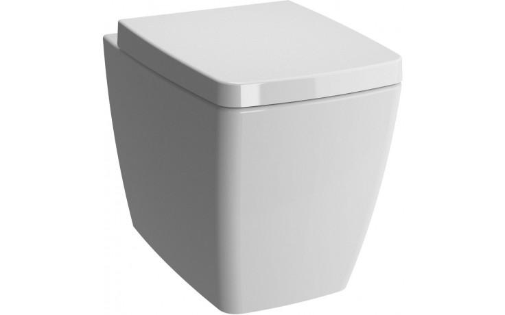 WC mísa Vitra odpad vodorovný Metropole, pouze mísa  bílá