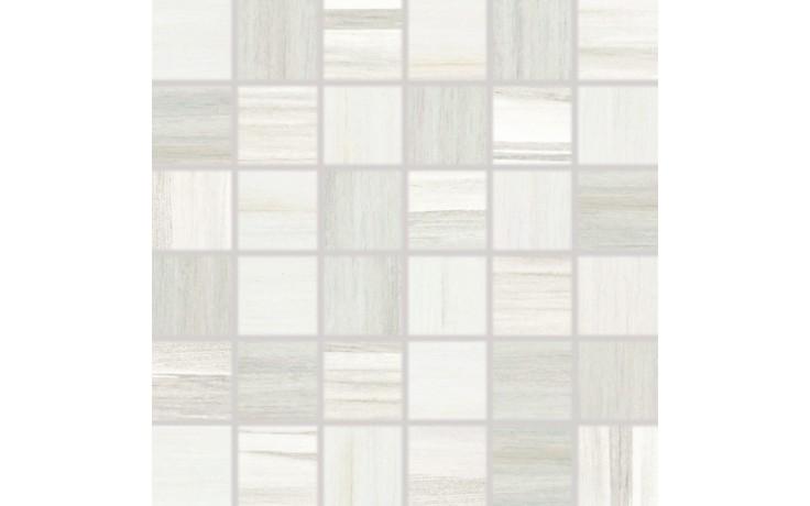 Obklad Rako Charme mozaika 5x5 (30x30) cm šedá