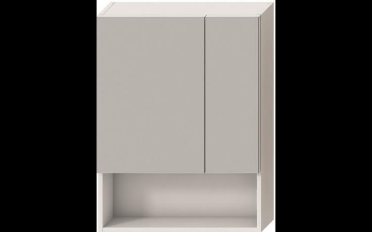 JIKA LYRA zrcadlová skříňka 600x132x800mm, bílá 4.5324.1.038.304.1