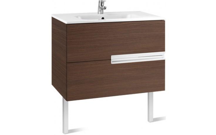 ROCA UNIK VICTORIA-N nábytková sestava 805x460x565mm skříňka s umyvadlem bílá 7855832806