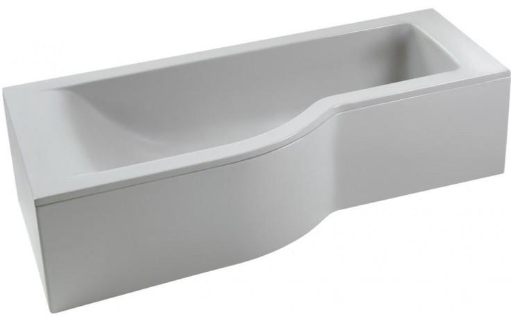 Vana plastová Ideal Standard tvarovaná Connect 170x70/55 cm bílá