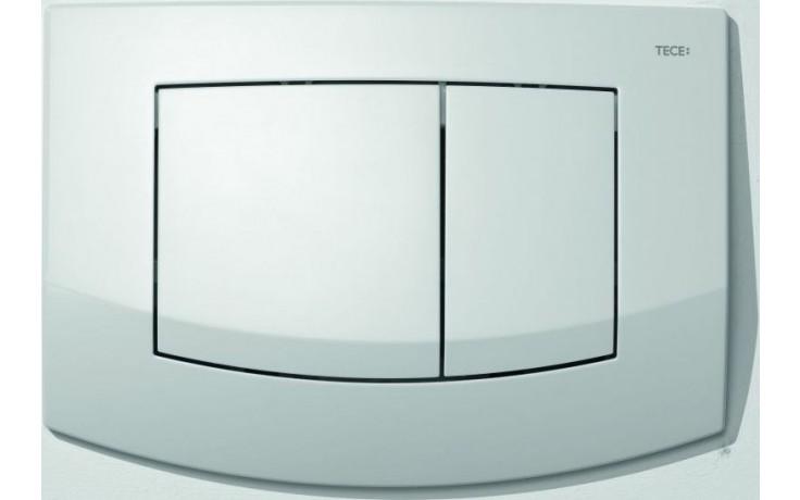 TECE AMBIA WG904/RG3 ovládací tlačítko 214x152mm, dvoumnožstevní splachování, bílá