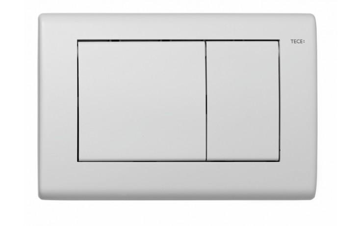 Předstěnové systémy ovládací desky TECE TECEplanus  bílá/hedvábně matná