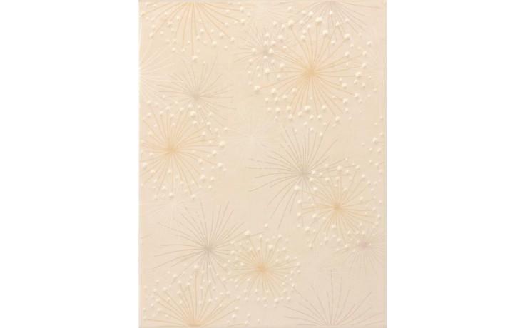 RAKO DELTA dekor 25x33cm světle béžová WITKB146