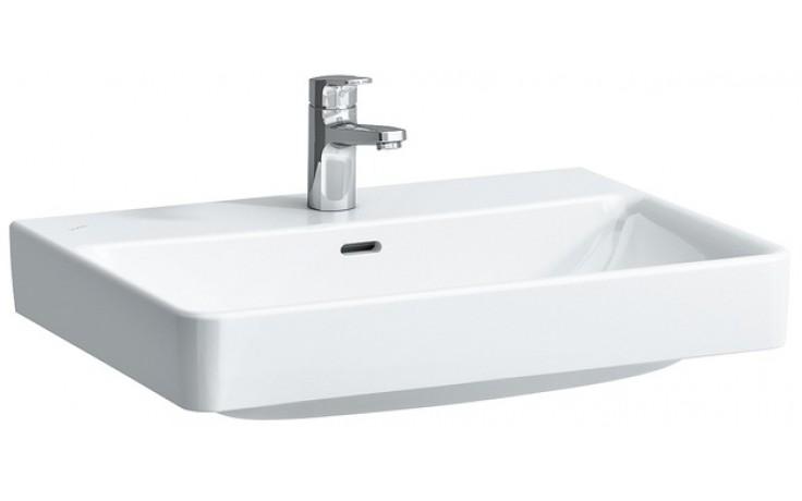 Umyvadlo klasické Laufen s otvorem Pro S 65 cm bílá-LCC