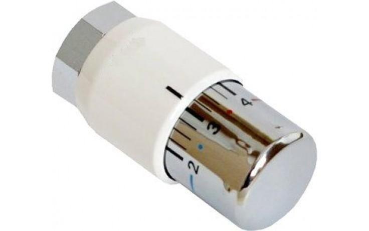 CONCEPT UNI SH termostatická hlavice M30x1,5 bílá/chrom