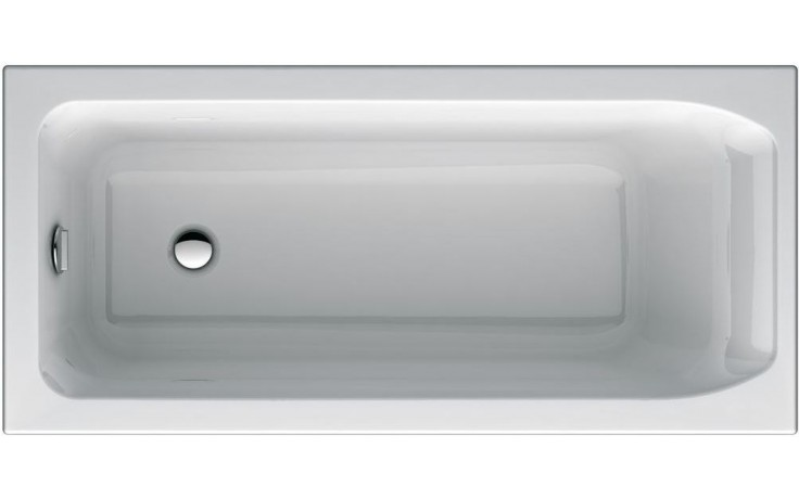 Vana plastová Ideal Standard klasická Active  160x70 cm bílá