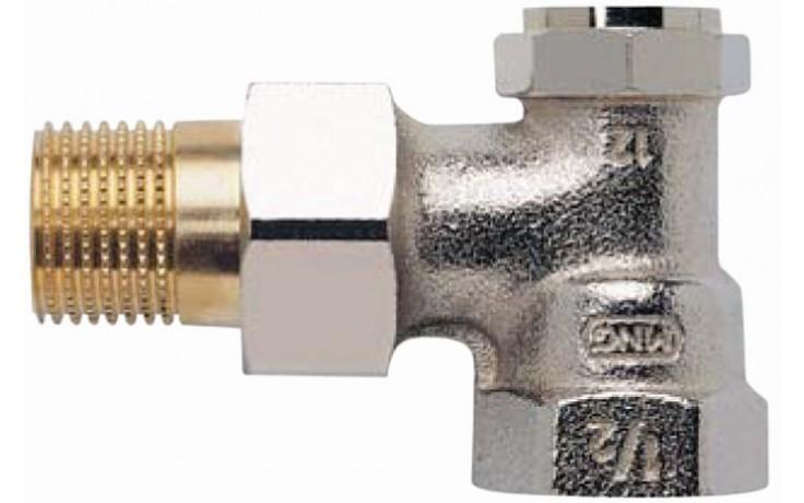 """CONCEPT SPT80-03 šroubení závitové regulační 3/4"""" přímé s vypouštěním"""