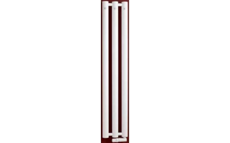 P.M.H. ROSENDAL MASSIVE R70/3W koupelnový radiátor 2921500mm, 483W, bílá