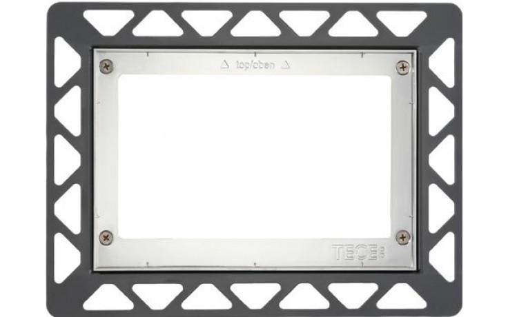 TECE instalační rámeček 290x220mm, pro montáž tlačítek TECEloop a TECEsquare, chrom