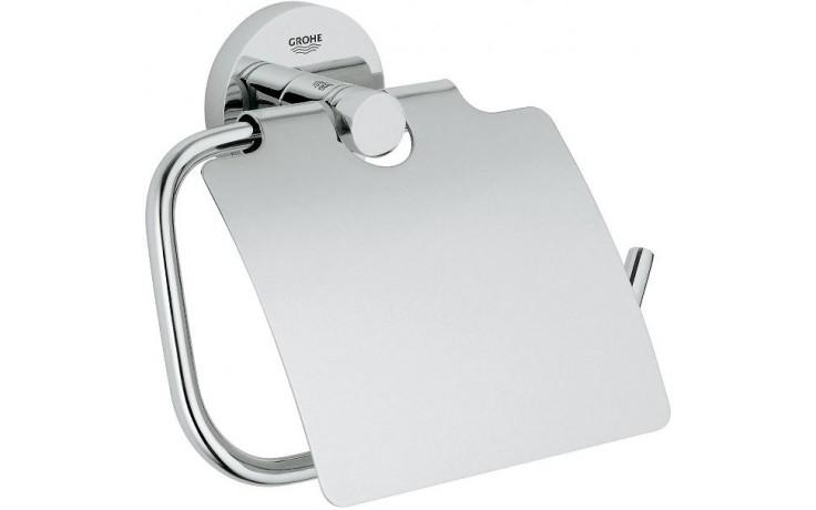 GROHE ESSENTIALS držák toaletního papíru 167x44x119mm, chrom