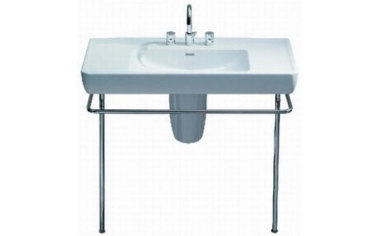 Příslušenství k umyvadlům Laufen - Pro nohy k umyvadlu s držákem ručníků  chrom