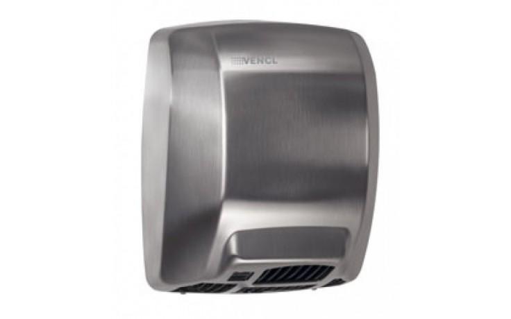 Doplněk WC sada - VENCL WC SET Eco CS, závěsná 106x407 mm matný nerez