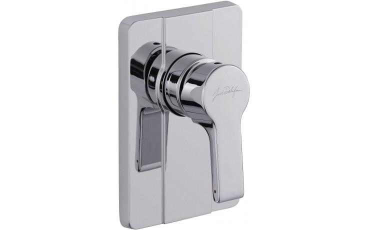 Baterie sprchová Kohler podomítková páková Singulier vrchní díl  chrom