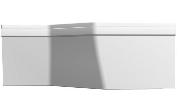 RAVAK BE HAPPY panel 1500x525mm boční, pravý, snowwhite