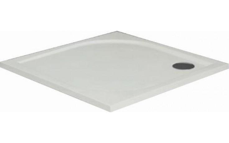 EASY ELS 800 sprchová vanička 800x800x30mm mramorová, čtvercová, bílá