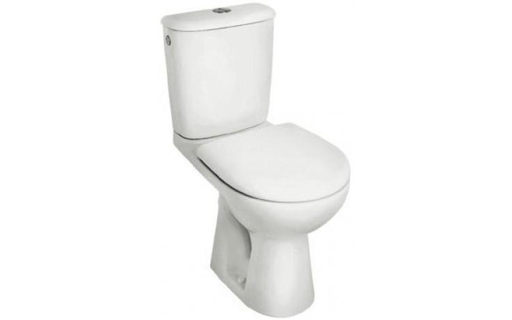 WC kombinované Kolo odpad vodorovný Nova Top (pro kombinaci snádržkou 64011 000) 6l bílá