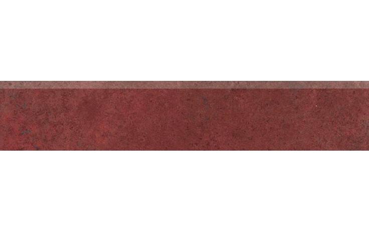 RAKO GOLEM sokl 45x8,5cm cihlová DSAPM650