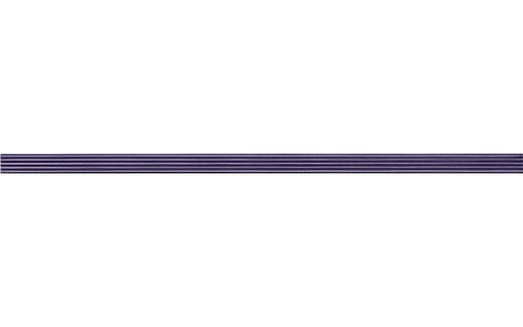 IMOLA ANTIGUA listela 2x60cm violet, L.RILIEVI 2VA