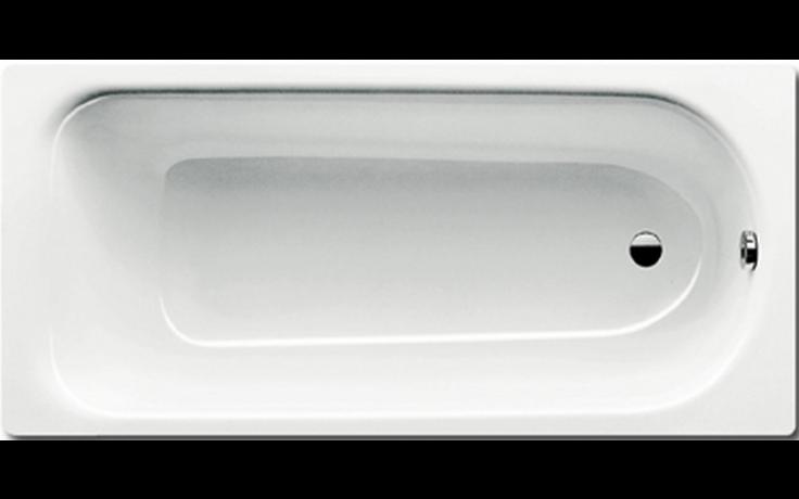 KALDEWEI SANIFORM PLUS 361-1 vana 1500x700x410mm, ocelová, obdélníková, bílá, Antislip, Perl Effekt 111630003001