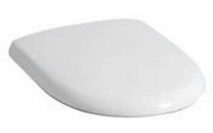 Sedátko WC Keramag duraplastové s kov. panty 4U  bílá
