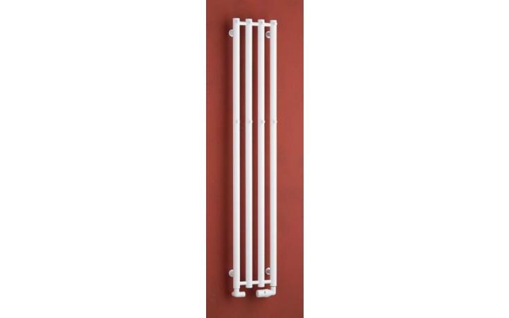 Radiátor koupelnový PMH Rosendal 266/950 525 W (75/65C) bílá RAL9003