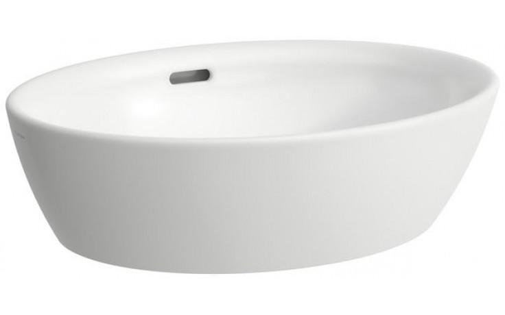 LAUFEN PRO umyvadlová mísa 520x390mm bez otvoru, bílá LCC 8.1296.4.400.109.1