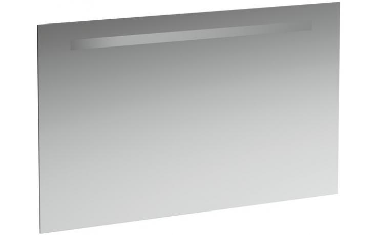 Nábytek zrcadlo Laufen Case vodorovné osvětlení 100x62 cm