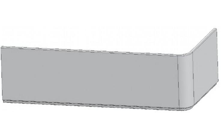 RAVAK 10 170L panel čelní, levý, snowwhite