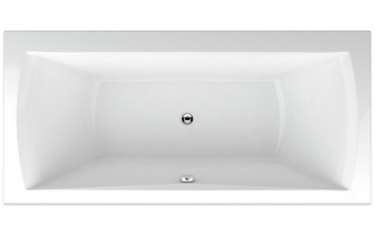 TEIKO TITAN 190/90 vana 190x90x48cm, obdélník, akrylát, bílá