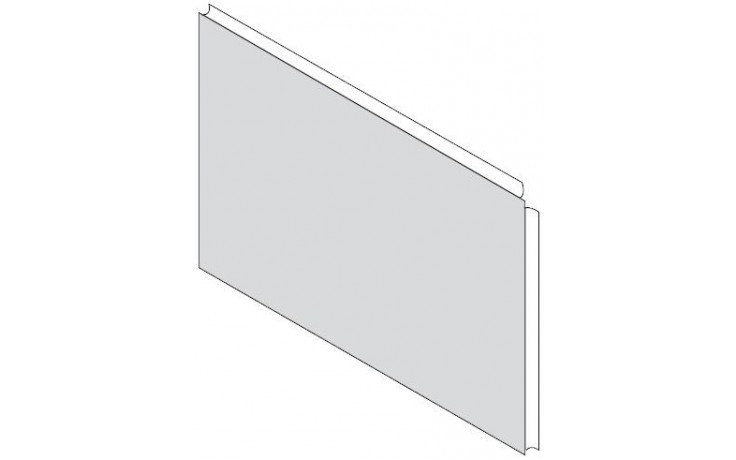 RAVAK MAGNOLIA 75 L panel A 697x565mm boční CZ61200A00