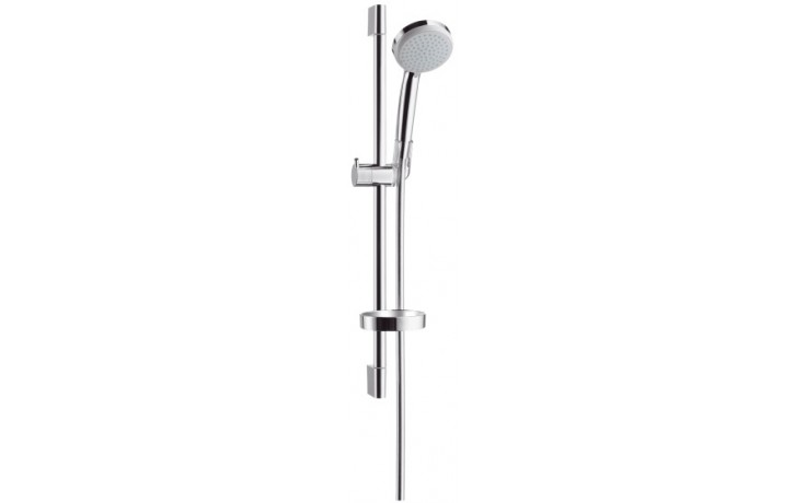 HANSGROHE CROMA 100 VARIO sada ruční sprcha/nástěnná tyč Unica'C 0,65m chrom 27772000