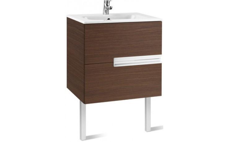 ROCA UNIK VICTORIA-N  nábytková sestava 605x460x565mm skříňka s umyvadlem bílá 7855834806
