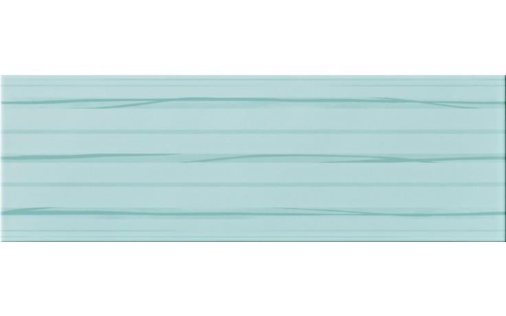 IMOLA ANTIGUA dekor 20x60cm aquamarine, RIGO SF1