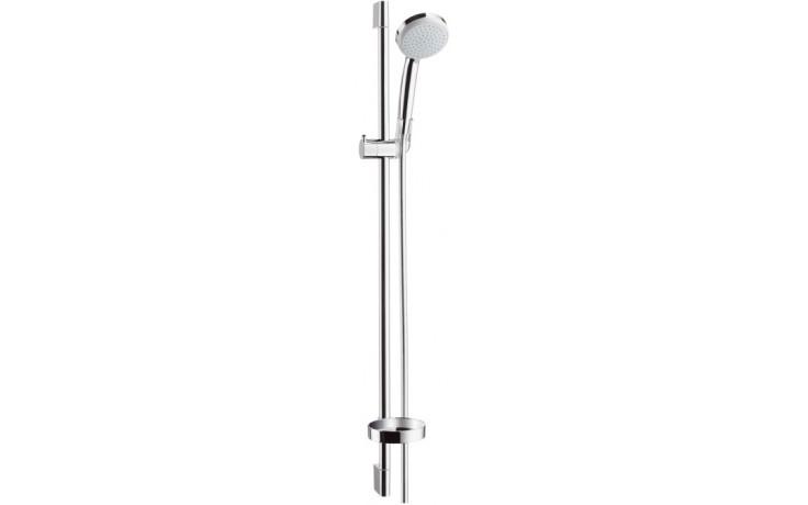 HANSGROHE sada ruční sprcha Croma 100 Vario/nástěnná tyč Unica'C chrom 27771000
