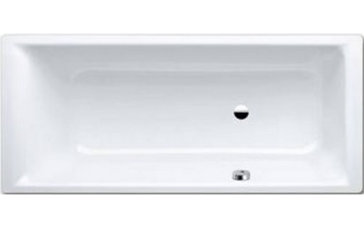 KALDEWEI PURO 696 vana 1900x900x420mm, ocelová, obdélníková, s bočním přepadem, bílá 259700010001