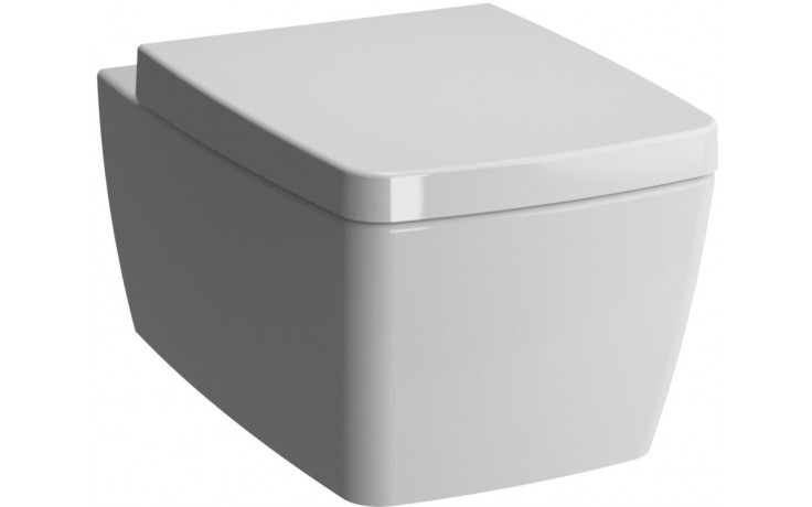 WC závěsné Vitra odpad vodorovný Metropole 56 cm bílá