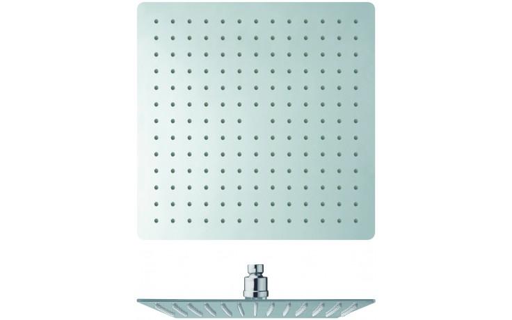 Sprcha hlavová Cristina Sandwich Plus 600x600mm chrom