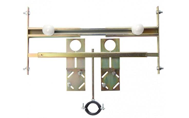 SANELA SLR04 montážní rám předstěnový, pro umyvadla, do sádrokartonových konstrukcí