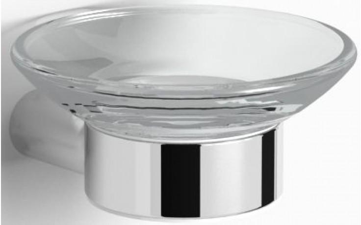 CONCEPT 200 STYLE držák s mýdlenkou 106mm sklo, chrom