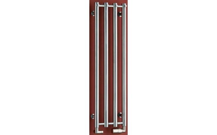 P.M.H. ROSENDAL koupelnový radiátor 420x1500mm, 525W, nerez