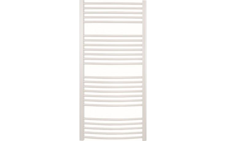 Radiátor koupelnový - CONCEPT 100  KTO 750/1340 prohnutý 843 W (75/65/20) bílá