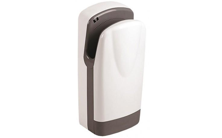 SANELA SLO01L osoušeč rukou 300x230x650mm, štěrbinový, automatický, plast bílá