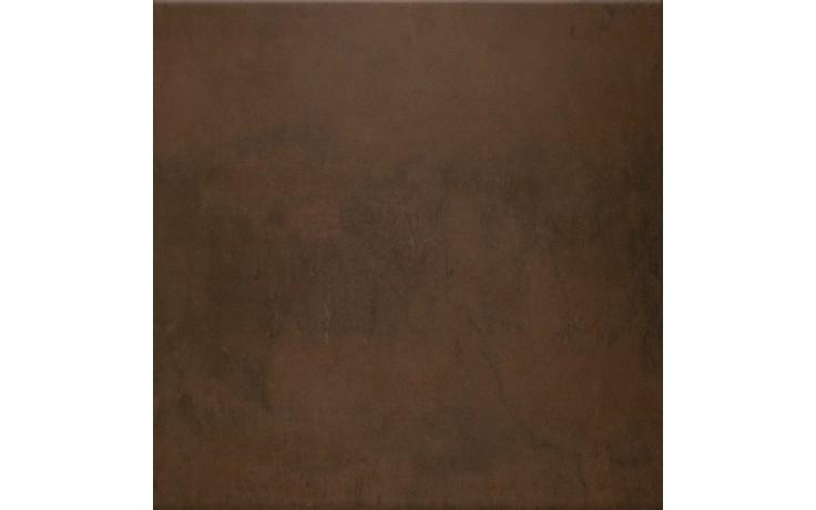 Dlažba Cifre oxigeno brown 45x45 hnědá