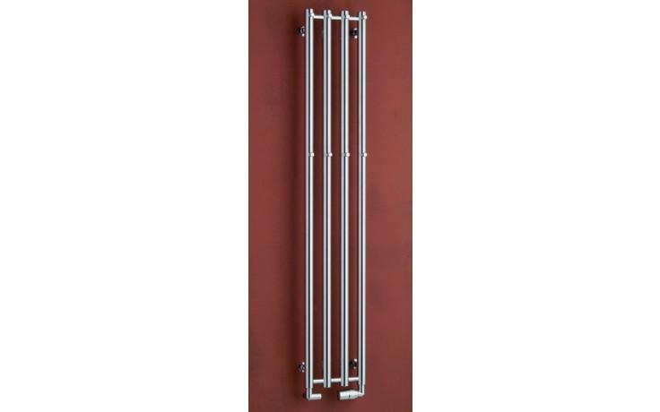 Radiátor koupelnový PMH Rosendal R1C 266/950  chrom 248W