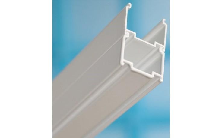 RAVAK PNPS nastavovací profil 1900mm ke sprchovým koutům, bílá E778801119000