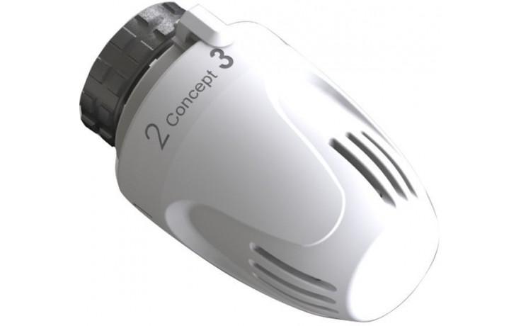 CONCEPT HPT200-10 termostatická hlavice kapalinová M30x1,5 bílá