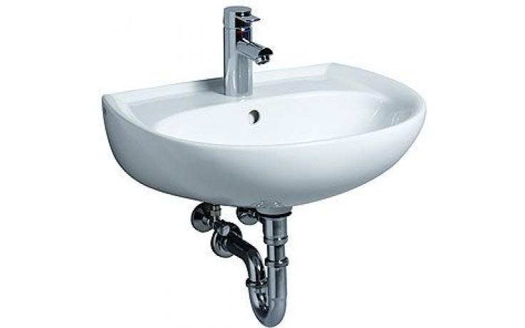 Umývátko klasické Keramag s otvorem Renova Nr.1 40x30 cm bílá+KeraTect