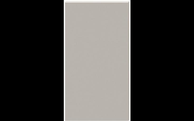 JIKA LYRA PLUS zrcadlo 750x19mm, na desce, bílá