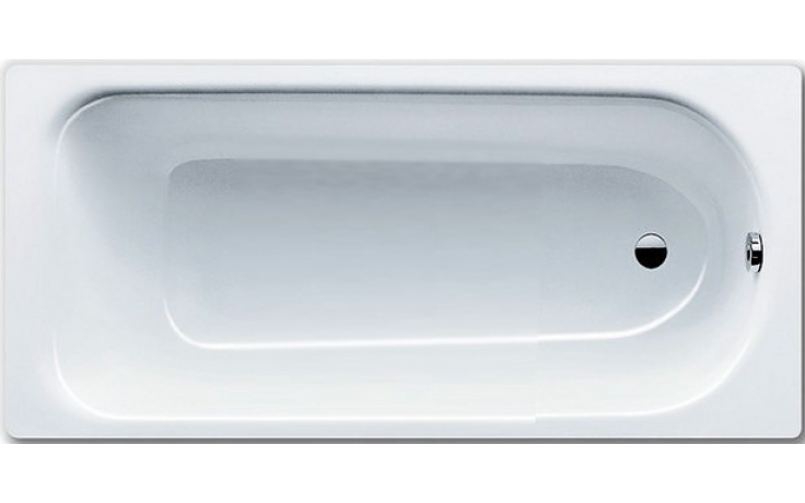 KALDEWEI EUROWA 312 vana 1700x700x390mm, ocelová, speciální, bílá